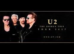 Concert Travel U2